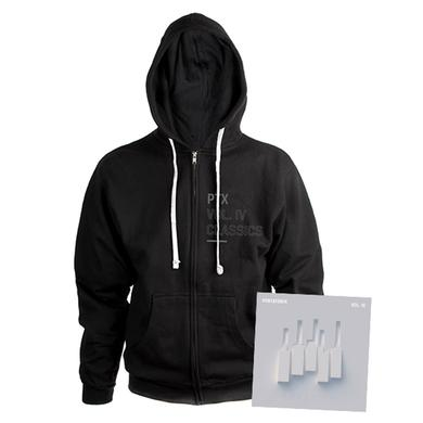Pentatonix Vol. IV CD + Album Hoodie Bundle