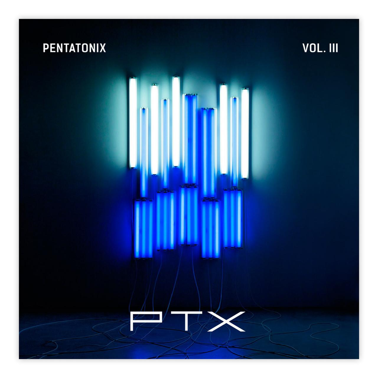 Pentatonix Vol. III CD