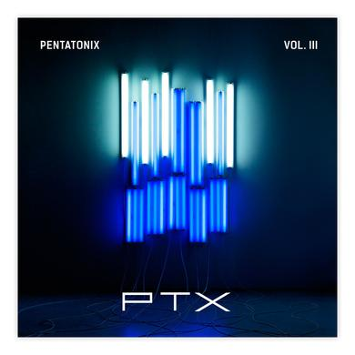 Pentatonix Vol. III CD