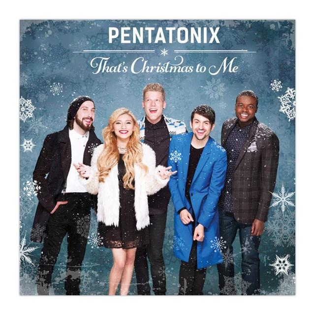 "Pentatonix ""That's Christmas To Me"" CD"