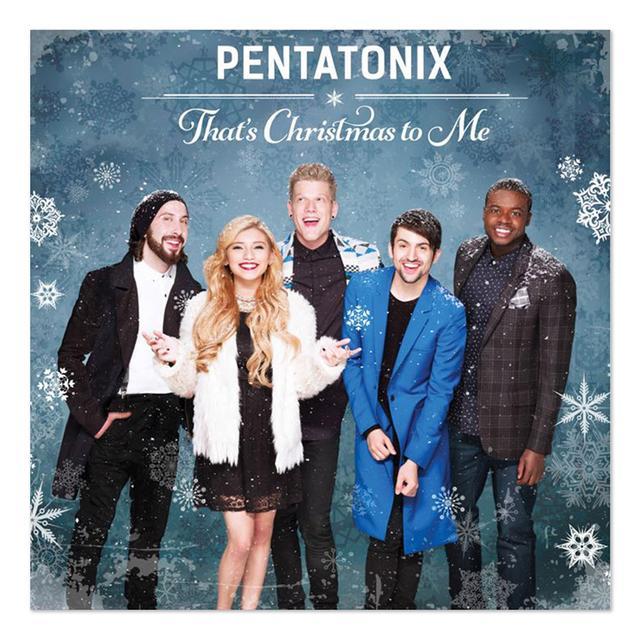 "Pentatonix ""That's Christmas To Me"" CD"