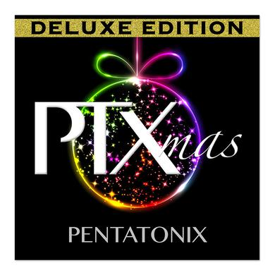 Pentatonix PTXmas Deluxe Edition CD