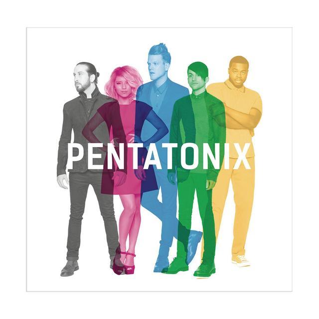 Pentatonix Standard CD
