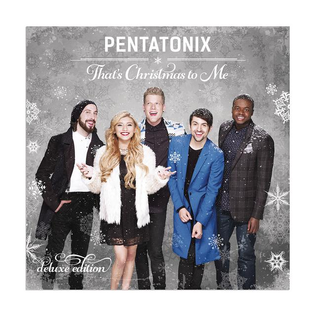 "Pentatonix ""That's Christmas To Me"" Deluxe CD"