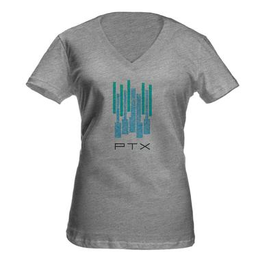 Pentatonix Piano Keys Junior V-Neck