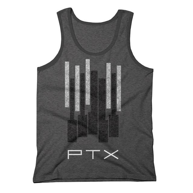 Pentatonix Big Piano Keys Tank