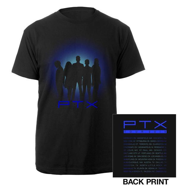 Pentatonix Silhouette Tour Tee