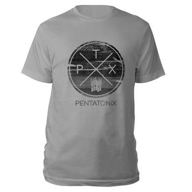 Pentatonix Circle Logo Tee