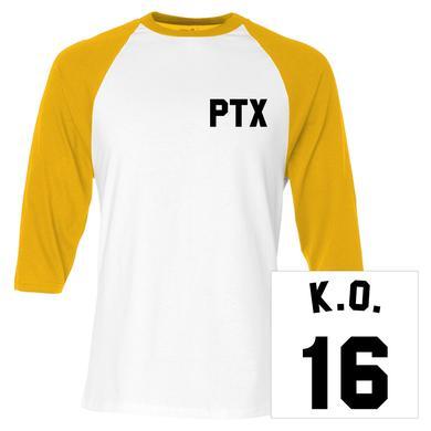 Pentatonix K.O. Baseball Jersey Tee