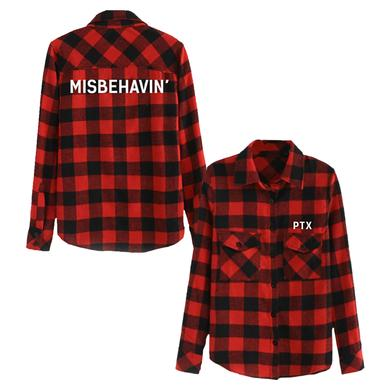 Pentatonix Misbehavin' Plaid Flannel