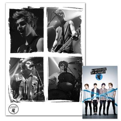 5SOS: Fanzine + Lithograph Bundle