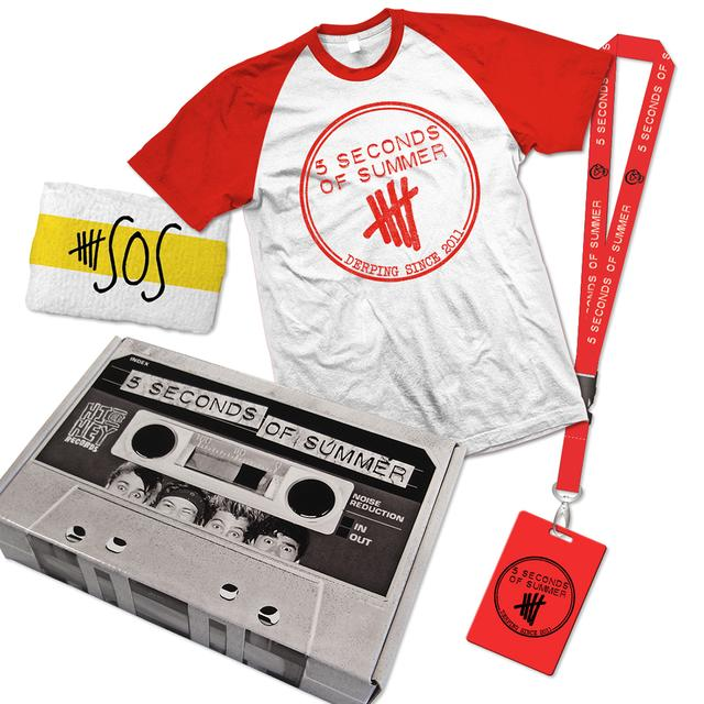 5SOS: Cassette Box Set