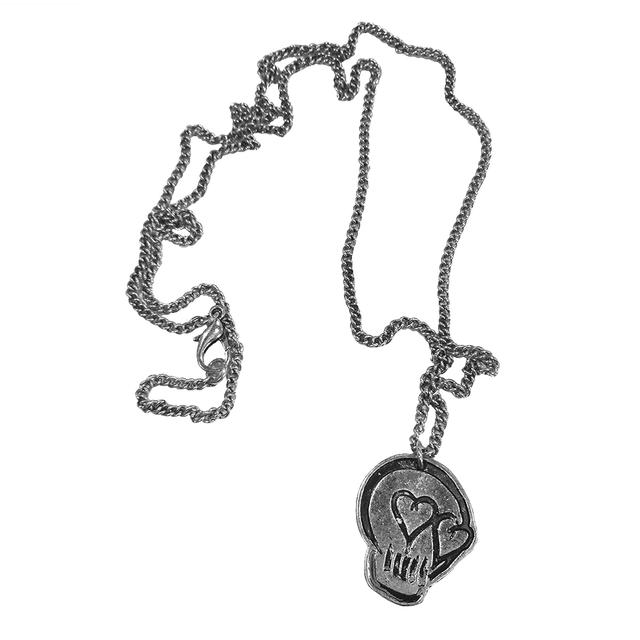 5SOS Necklace - Skull!