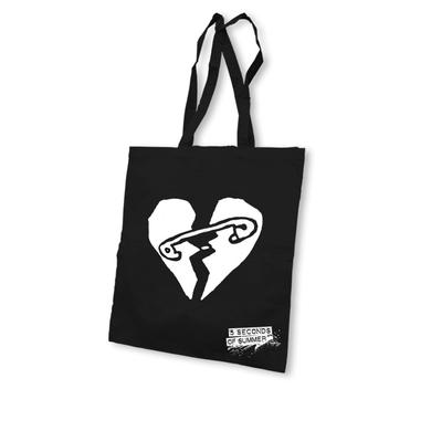 5SOS Heart Tote Bag