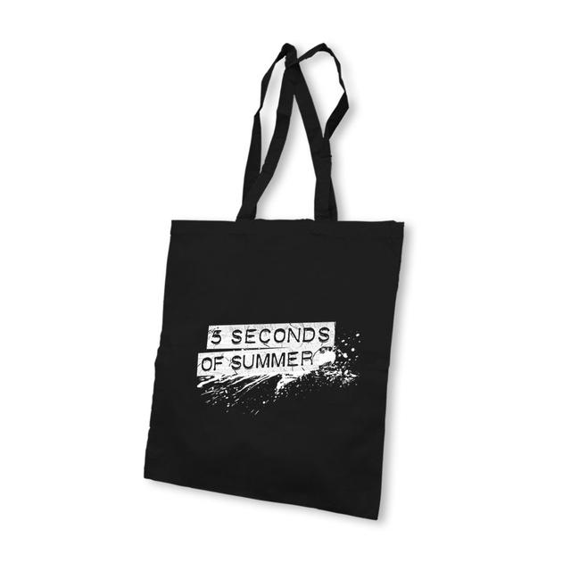 5 Seconds of Summer Logo Tote Bag