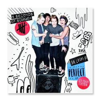 5SOS: She Looks So Perfect EP - US Tour Edition [Single, EP]