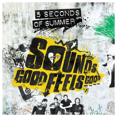 5SOS Sounds Good Feels Good Standard CD