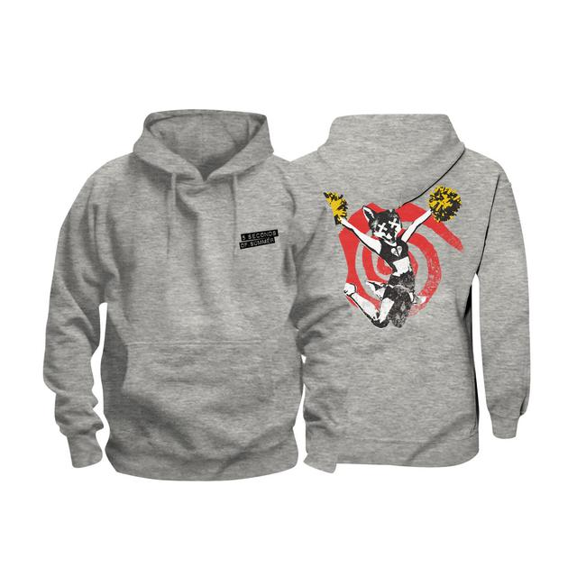5 Seconds Of Summer SKH Fox Girl Hoodie