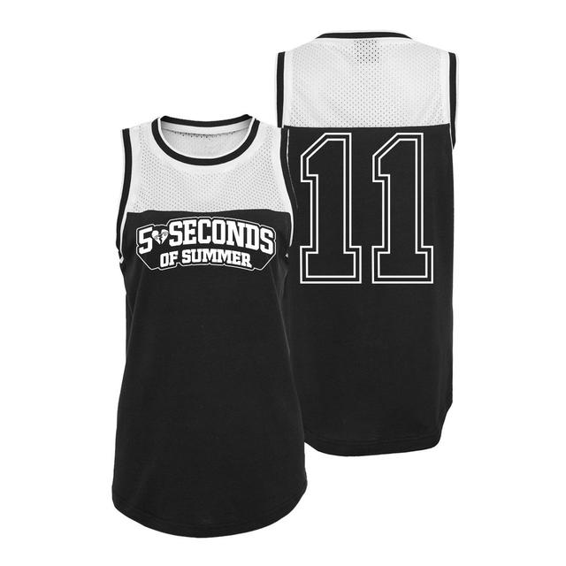 5 Seconds Of Summer Safety Pin number vest