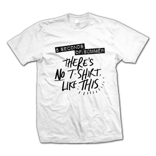 5SOS: There's No T-Shirt Like This T-Shirt