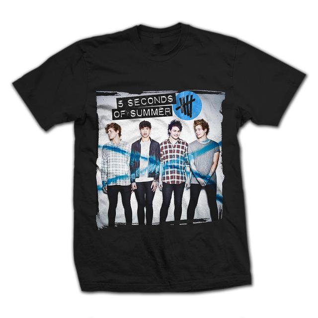 5SOS: Album Cover T-Shirt
