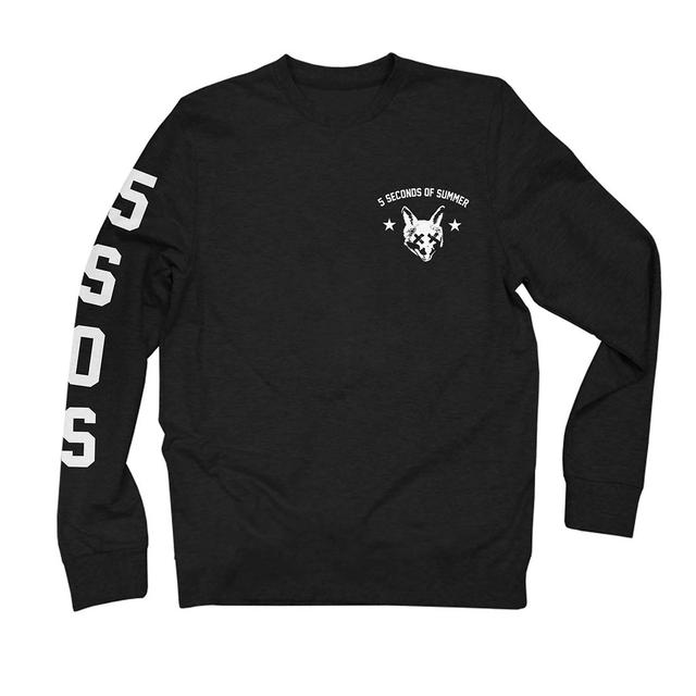 5SOS Longsleeve T Shirt - Champ Edition