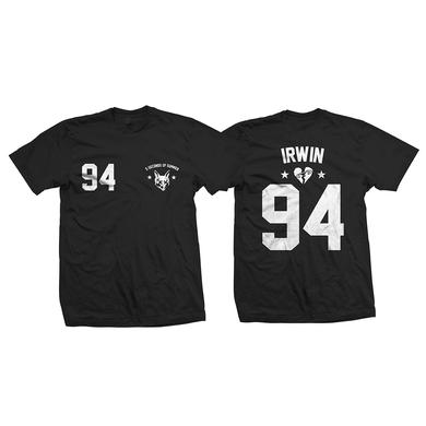 5 Seconds Of Summer Ashton Irwin Jersey Tee