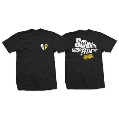 5SOS: Heart Pocket T-Shirt