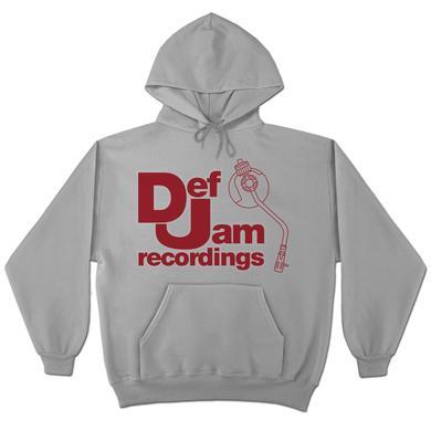 Def Jam Red Logo Pullover Hoodie