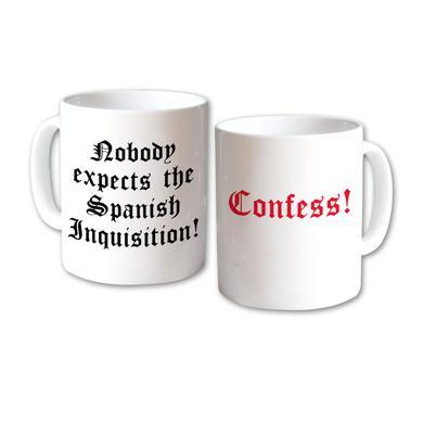 Monty Python S.I. Mug