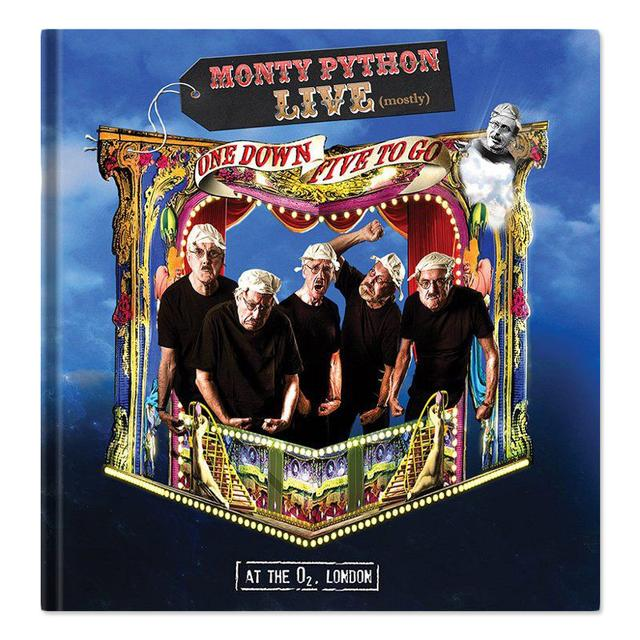 Pre-Order Monty Python Live (Mostly) - One Down Five To Go (Deluxe Edition) DVD
