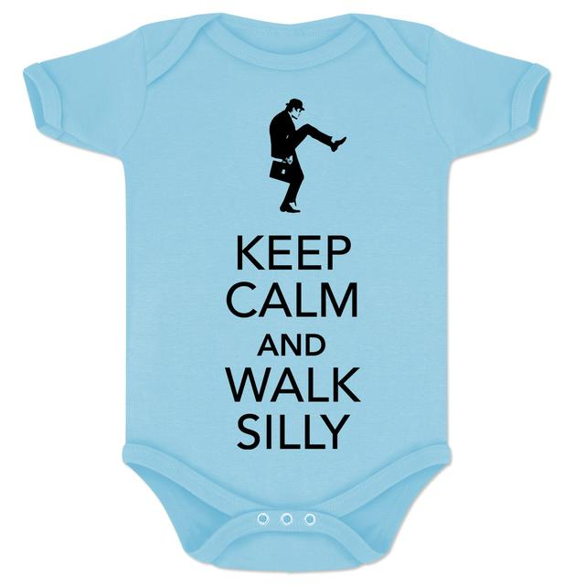 Monty Python Keep Calm and Walk Silly Onesie