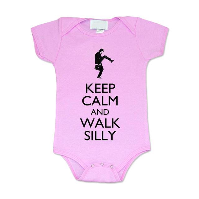 Monty Python Keep Calm and Walk Silly Onesie