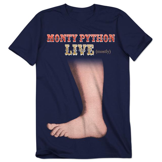Monty Python Big Foot T-Shirt