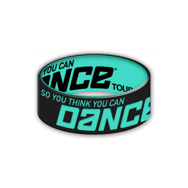 So You Think You Can Dance Tour 2013 Reversible Rubber Bracelet