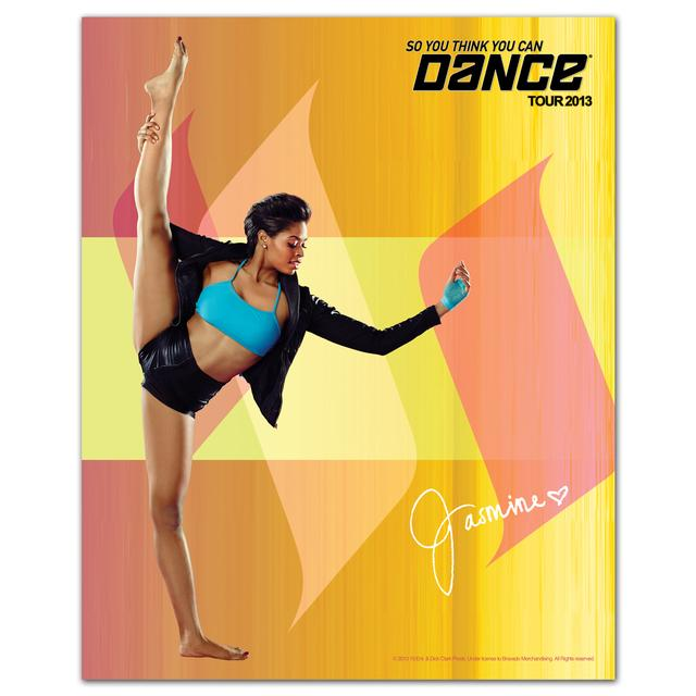 So You Think You Can Dance Tour So You Think You Can Dance 8x10 Jasmine Harper Poster