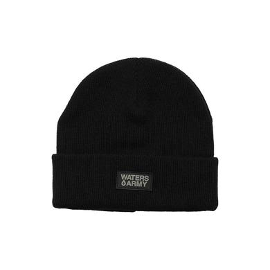 Waters & Army Port Beanie Black