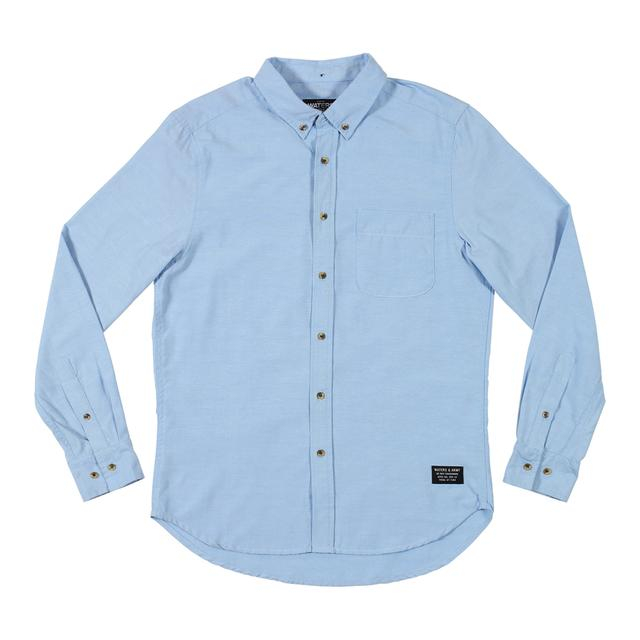 Waters & Army Standard Issue Oxford