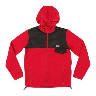 Waters & Army Ice Fleece Zip Up