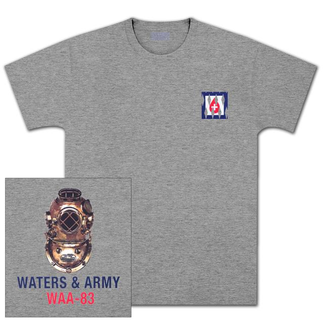 Waters & Army Orient Point T-Shirt