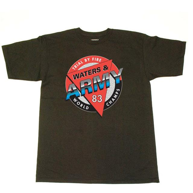 Waters & Army World Champs T-Shirt
