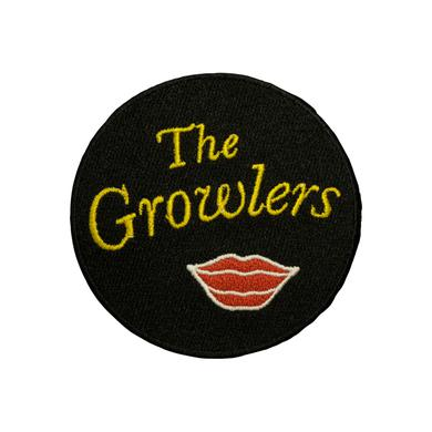 The Growlers Lips Patch