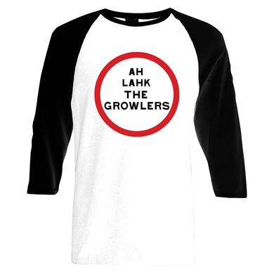 The Growlers Ah Lahk Baseball T-Shirt