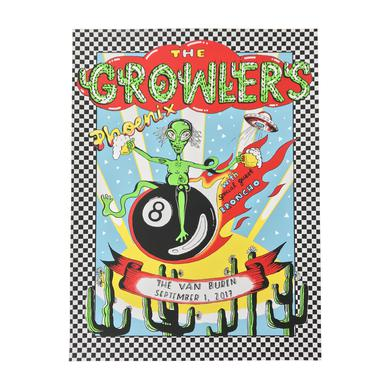The Growlers Phoenix Show Poster