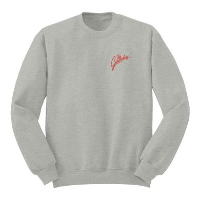 The Growlers Cursive Embroidered Crewneck
