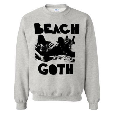 The Growlers Beach Goth Crewneck Sweatshirt