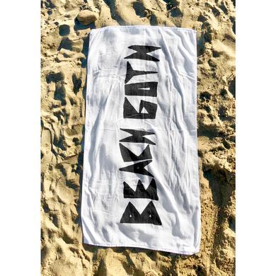 The Growlers Beach Goth Logo Towel