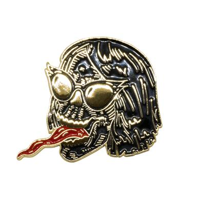 The Growlers Brad Pitted Enamel Pin