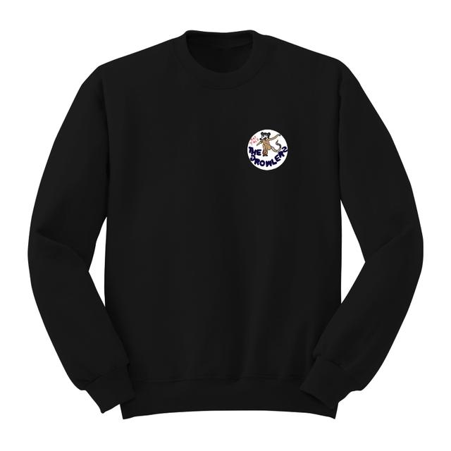The Growlers Rat Face Sweatshirt