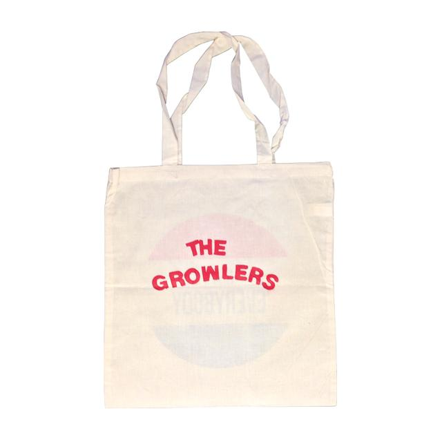 The Growlers I Hate Everybody Tote Bag